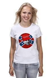 Футболка <b>классическая</b> Dixie Rebel Kappa #2032457 – заказать ...