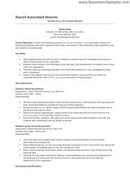 Resume Format For Accountant Resume And Cover Letter Resume And