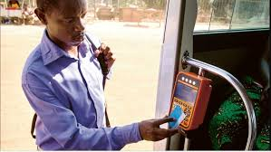tap and go a new solution in rwandan transport technology