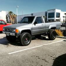 Brand new 31×10.50 M/T Pirellis and powder coated Toyota pickup ...