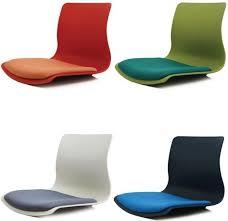 ergonomic floor chair back support low tatami tation legless