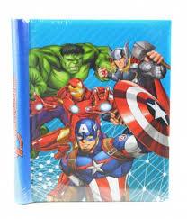 Fotoalbum Samolepicí Disney Avengers 235776 6 Vaše Online