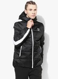 Puma T7 Padded Black Quilted Jacket For Men R45m7737 | www ... & Puma T7 Padded Black Quilted Jacket For Men R45m7737 Adamdwight.com