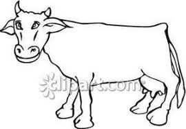 cow clipart black and white. Simple Black Recess20clipart20black20and20white To Cow Clipart Black And White C