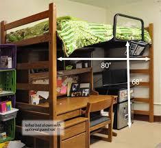image result for how do you make a dorm room bookshelf headboard