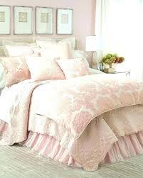 blush and gold bedding pink quilt target comforter nursery