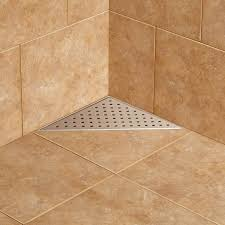 Thornton <b>Triangular</b> Shower Drain - Bathroom