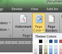 add a background colour to word on just