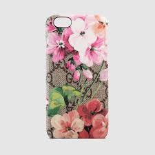 gucci phone case. gg blooms iphone 6 case gucci phone