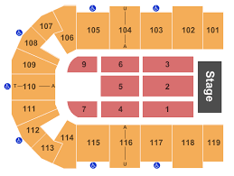 Cross Center Seating Chart Cross Insurance Center Tickets Bangor Me Ticketsmarter