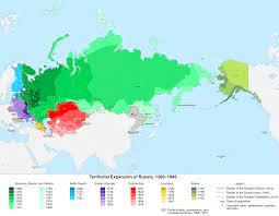 Territorial evolution of Russia - Wikipedia