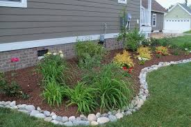 Garden Design with stone landscape edging borders Posts related to Landscape  Edging with Gardening Tips from