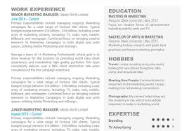 Stunning Resume For Photographer Ideas Simple Resume Office