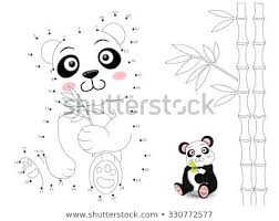 Coloring Pages For Adults Pdf Kids Fall Panda Connect Dots Color
