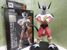<b>Dragon Ball</b> KAI HQ DX FREEZA First Form Figure <b>Banpresto</b> Mega ...