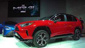 First Drive 2021 Toyota Rav4 Prime Is Powerful And Luxurious Toyota Rav4 Rav4 Toyota