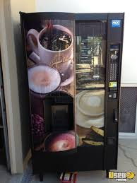 Coffee Vending Machine For Sale Impressive Crane National Coffee Vending Machine For Sale In California Cool