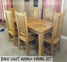 oak furniture land. Simple Oak Oakfurniturelandbakulightmangodiningset For Oak Furniture Land E