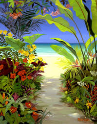Seaside Trail - Island Studio