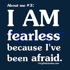 Fearless Quotes Interesting QuotesAboutMeIamfearlessbecauseIvebeenafraid Ariana R