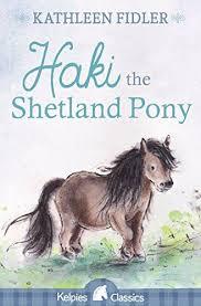 haki the shetland pony book