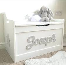 toy boxes girls boys wooden personalised toy box storage box chest nursery personalized toy boxes for toy boxes