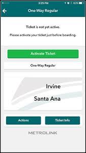 Metrolink Ticket Vending Machine Custom Metrolink App Metrolink