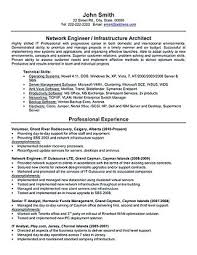 Cv Samples For Engineering Students Network Engineer Resume Objective Network Engineer Student Resume