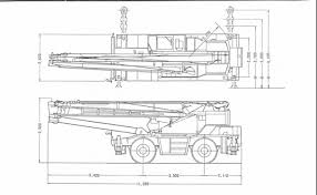 Load Chart Crane 25 Ton Kato 4wd Second Hand Cranes Used Rough Terrain Crane Kato Kr