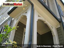 exterior wood brackets. Perfect Wood Custom Made Front Porch Bracket Intended Exterior Wood Brackets B