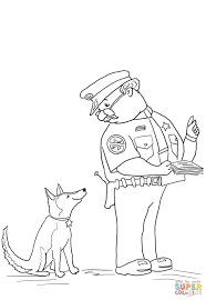 officer buckle and gloria coloring page officer buckle and gloria worksheets free worksheets library on antecedent worksheets