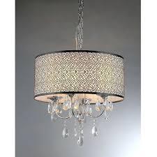 crystal drum chandelier lush 3 light crystal drum chandelier mariella 4 light crystal drum shade chandelier