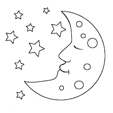 shooting star coloring page. Perfect Star Shooting Star Coloring Pages Printable Stars  Page Moon Intended Shooting Star Coloring Page R