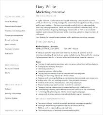 Hr Executive Resume Sample – Resume Bank