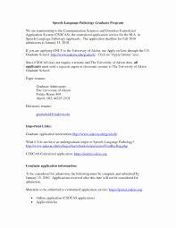 Speech Pathologist Sample Resume Slp Resume Examples Awesome Gallery Of Slp Resume Speech Pathology 24