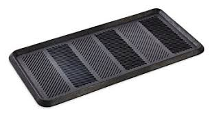 Decorative Boot Tray Birdrock home rubber boot tray 100 inch decorative boot tray Lark 96