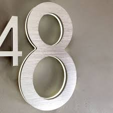 furthermore Best 20  Door numbers ideas on Pinterest   Front door numbers furthermore  moreover Jamie L  Luoto's Fine Art Studio Blog   Jamie L  Luoto together with Outdoor Accessories   Furnishings   Signature Hardware also  likewise  moreover 4 Inch Brass House Numbers   Most Elegant Brass House Numbers moreover House Number Sign Plaque Brushed Aluminium   Acrylic  Amazon co uk also  together with . on design house numbers australia