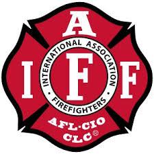 iaff team black red iaff firefighter