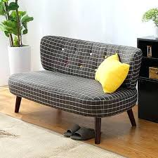 Japanese style office Ultra Modern Japanese Office Furniture Mid Century Modern Style Sofa Love Seat Colored Button Style Low Sofa Small Ikimasuyo Japanese Office Furniture Mid Century Modern Style Sofa Love Seat