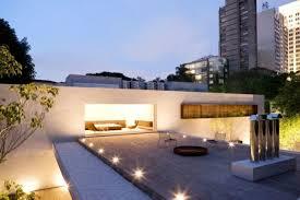 terrace lighting. Terrace Of Patio Roof Fire Pit Garden Furniture Floor Lighting
