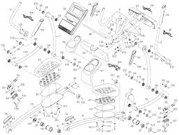 nordictrack ntel091093 parts list and diagram ereplacementparts com click to close