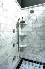 Shower Stall Corner Shelves
