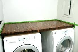 countertop washer laundry