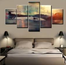 image is loading star wars x wing fighter 5 panel framed  on star wars 5 panel canvas wall art with star wars x wing fighter 5 panel framed canvas wall art home decor