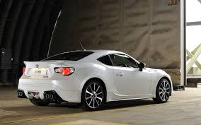 TRD Dresses Up the Toyota GT86 for U.K. Buyers