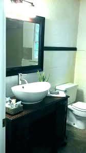 Bowl Bathroom Sinks Vessel Vanity Sink With On Top    Bowls Of V74