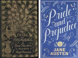 pride and prejudice book covers