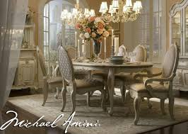 Antique White Dining Room Interesting Inspiration