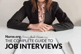 Nursing Job Interviews Everything You Need To Know Nurse Org