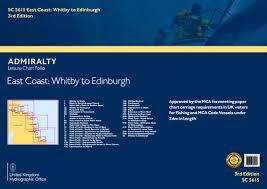 Sc5615 East Coast Whitby To Edinburgh 3rd Edition 2014